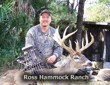 Ross Hammock Ranch in Florida offers trophy deer, turkey, hog, exotic game and alligator hunts. Top Florida Hunting Guides and Outfitters