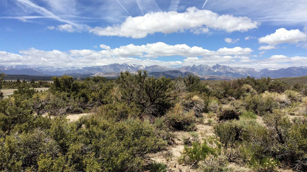 Nevada Hunting Terrain