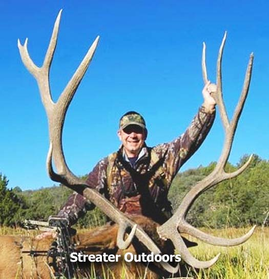 Streater Outdoors - New Mexico Elk Hunts