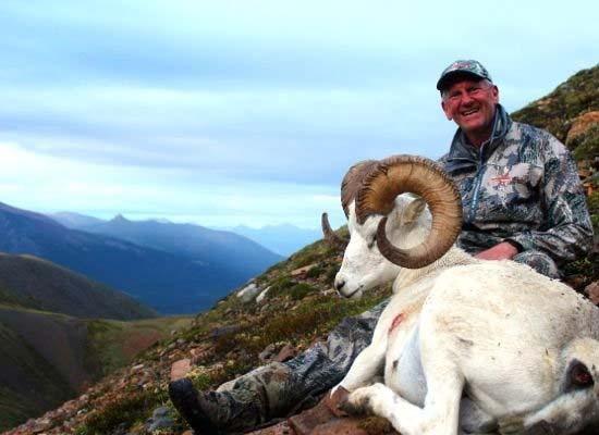 Northwest Territories Dall Sheep Hunting