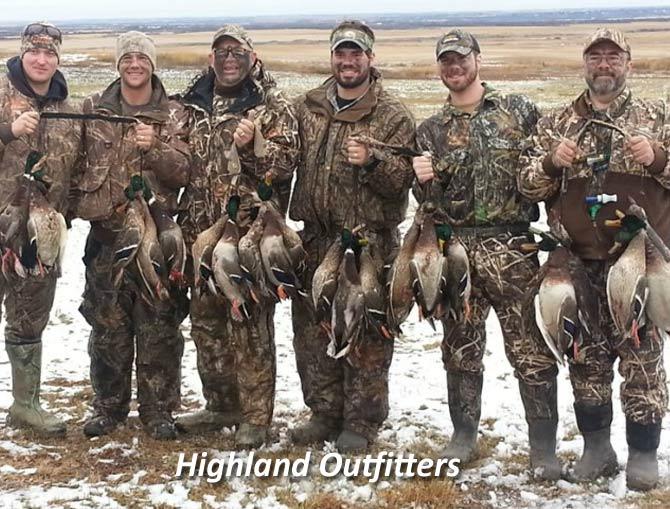 Saskatchewan Waterfowl Hunting - Duck and Goose Hunting in SK, CA