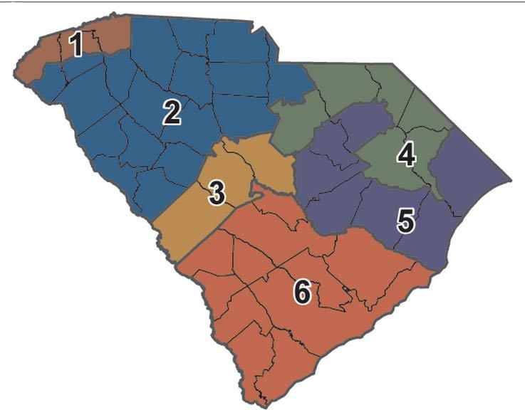 south-carolina-hunting-zones