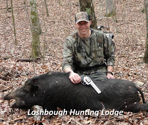 TN Hog hunts - year round adventures!