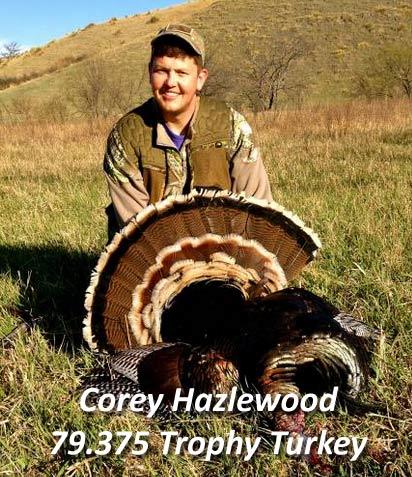 South Dakota Turkey Hunts